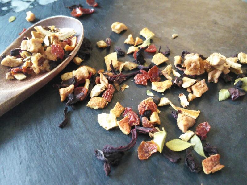 Teatotalの果実感あふれる茶葉
