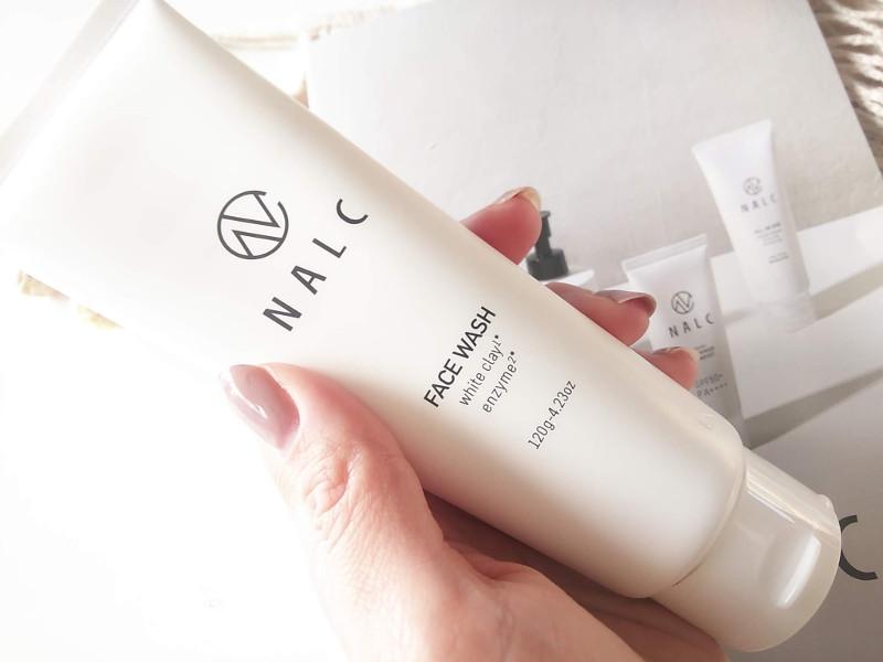 NALC(ナルク)の洗顔料を実際に使ってみた感想