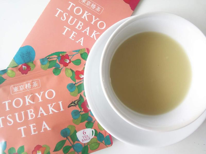 東京椿茶口コミ