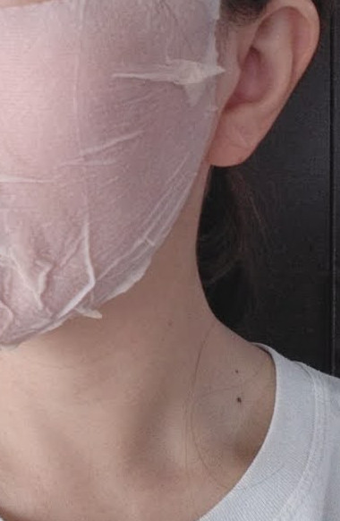 ビタミンC誘導体シートマスク